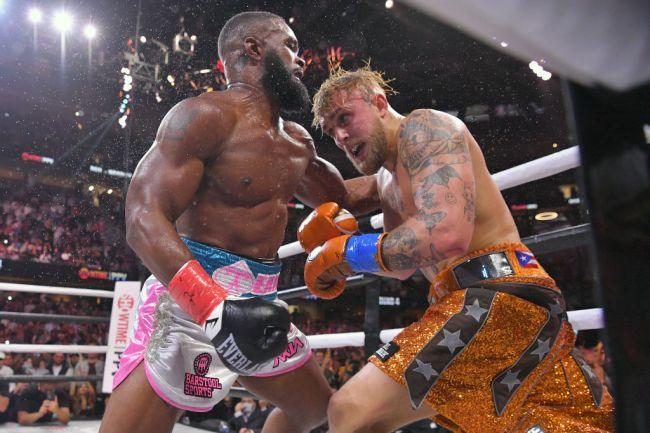 paul woodley fight