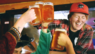 Do You Live In A State Full Of Lightweights? Map Reveals How Many Beers Americans Need To Get Catch A Buzz