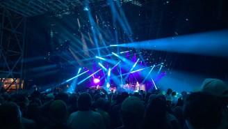 Phish Slays Alpharetta With 33-Minute 'Tweezer' Jam