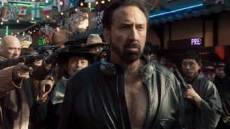 Here's The Trailer For The Movie That Nic Cage Says Is His Wildest Yet