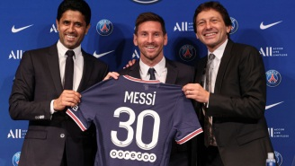 The Messi Effect: PSG Added More New Instagram Followers In One Day Than Any NFL Team Has In Total