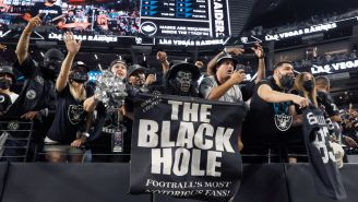 Las Vegas Raiders Become Second NFL Team To Require Proof Of Vaccination To Attend Games