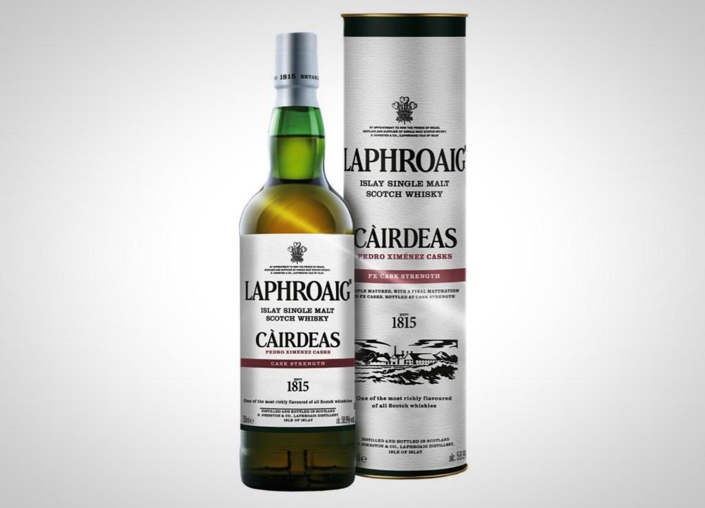Laphroaig Cairdeas 2021 PX Edition Pedro Ximenez