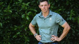 Rory McIlroy Sounds Like He Wants To Be Literally Anywhere Else But A Golf Course Right Now