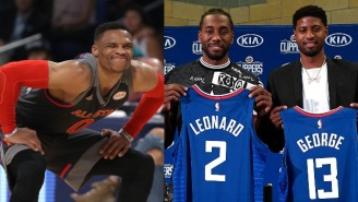 Kawhi Leonard Reportedly Did Russell Westbrook Dirty Before Teaming Up With Paul George In Los Angeles