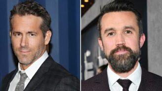 Ryan Reynolds, Rob McElhenney Threaten Legal Action Against Apple TV+ Over 'Ted Lasso' Quip, Kinda