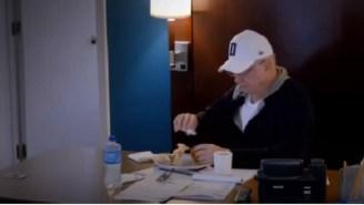NFL Fans Were Disgusted When Cowboys Owner Jerry Jones Put Salt On His Sausage McGriddle Duing Hard Knocks Episode