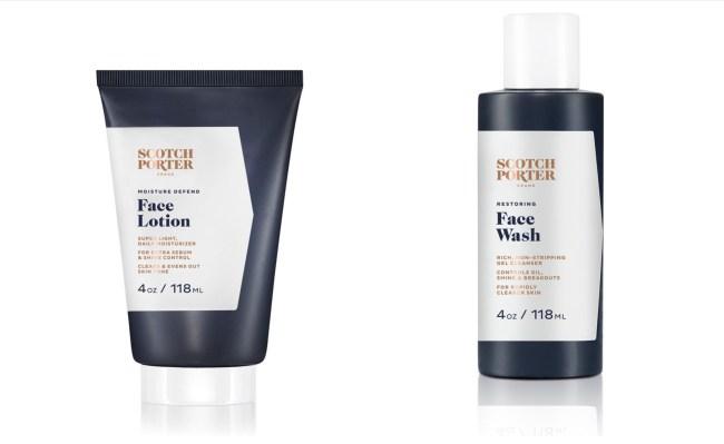 Scotch Porter Face Wash Bundle