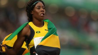 Jamaican Sprinter's Careless Blunder Costs Her An Opportunity To Medal In The 200m