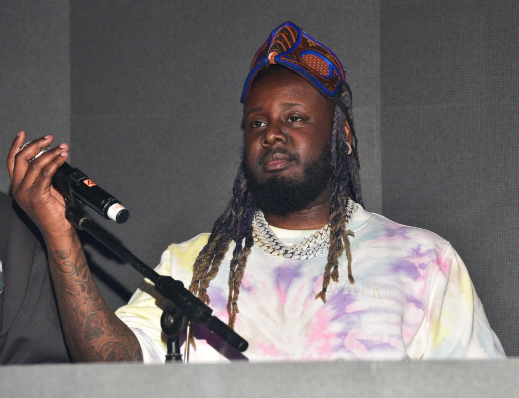 T-Pain Shares List of artist collaborations