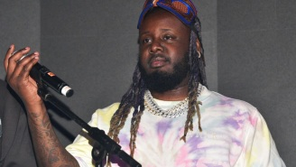 T-Pain Shares The Extensive List Of Artists He's Officialy Collabing With After Finally Checking His DM's