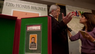 A Baseball Card Sold For $6.6 Million And Absolutely Shattered The Previous World Record