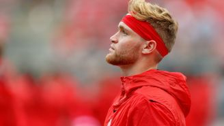 Tate Martell Explains Why He Almost Quit Football Before Transferring To UNLV, His Third School In Four Years