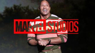 The Rock Has Been 'Flirting' With Marvel Studios, According To The Head Of His Production Company