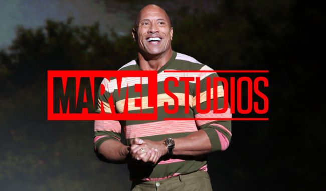 the rock marvel