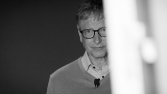 Bill Gates Watching Himself Get Roasted By Chris Rock Stand-Up Is The Most Human He's Ever Seemed
