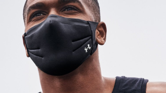Under Armour's Sportsmask Is Now Only $15 – Here's How To Buy