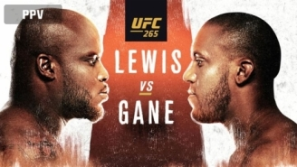 How to Watch UFC 265 – Interim Heavyweight Title Fight Feat. Lewis vs. Gane