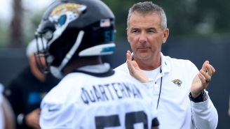 Urban Meyer Is Using A Wild Set Of  Drills To Help Determine Jaguars Roster Cuts