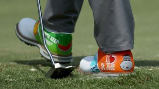 St. Jude Patients Design Incredible Custom Golf Shoes For Will Zalatoris, Max Homa To Wear In Memphis