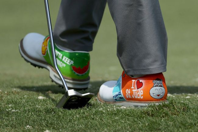 st jude golf shoes memphis zalatoris homa