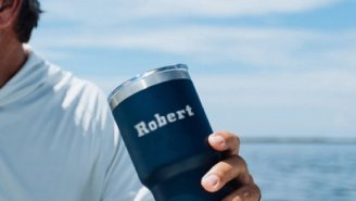 YETI Is Offering Free Drinkware And Customization – Ends Tuesday 8/3