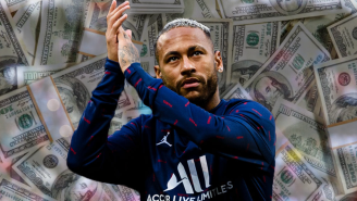 Leaked Contract Details Reveal The Insane Amount Of Money Neymar Makes Per Second With PSG