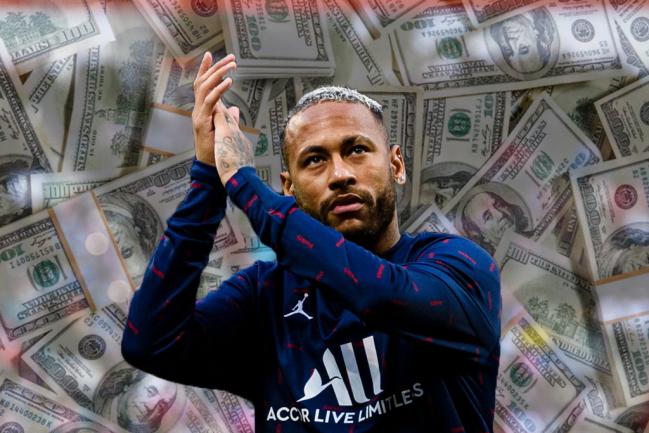 Neymar PSG Contract Details