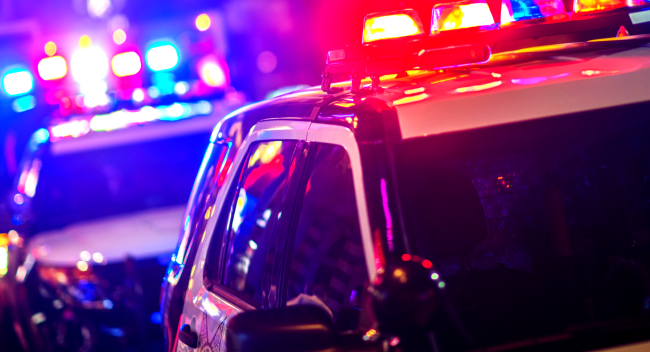 12-Year-Old Boy Takes Police On A Wild Chase Before Crashing Into Another Car