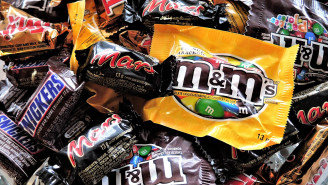 2021's Map Of Each State's Favorite Halloween Candy Still Has Circus Peanuts On It?!