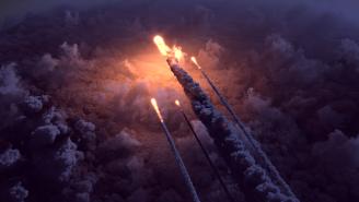 Massive 32,000 MPH Fireball Caught On Video Shooting Over North Carolina Coast
