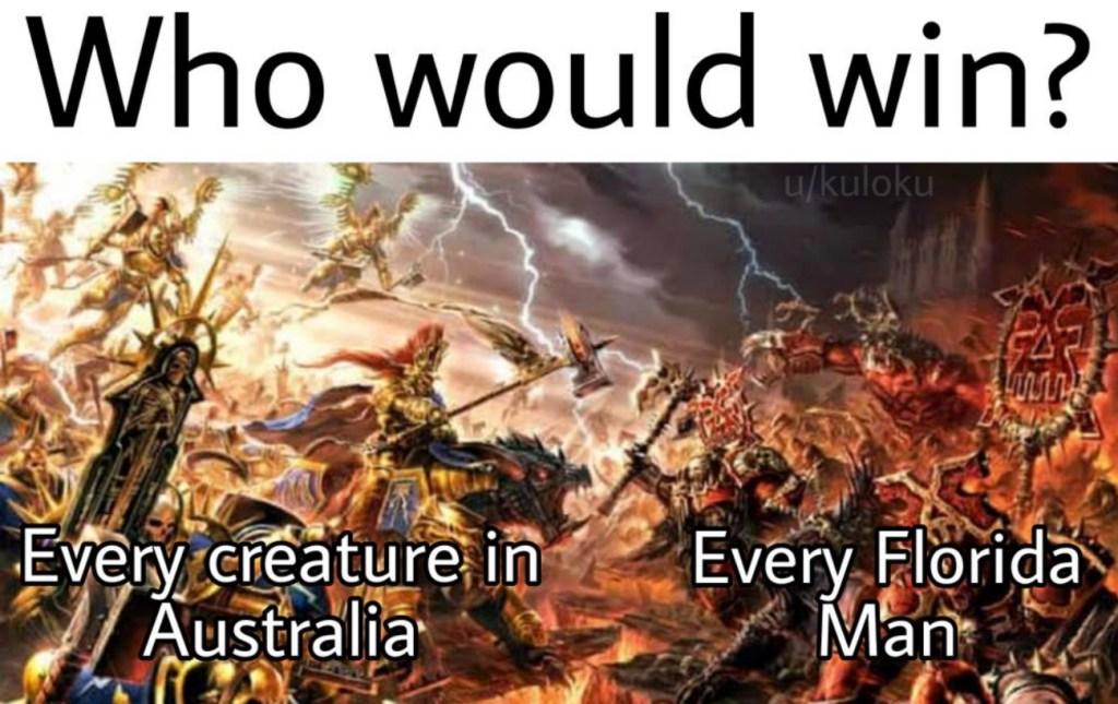50 best memes Florida vs Australia