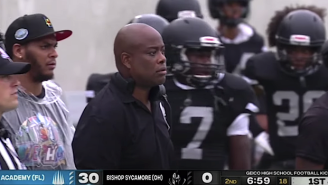 Bishop Sycamore Accused Of Ripping Off Hotel For This Past Weekend's Game Against IMG Academy
