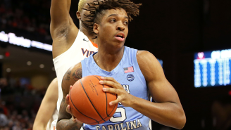 Fans React To Insane Photo Of Armando Bacot's Comically Muscular Arms