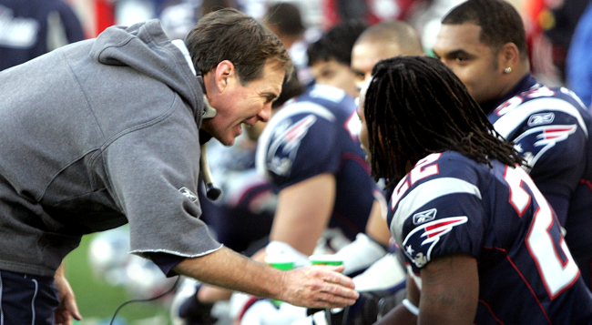 Fans react Asante Samuel Bill Belichick Is Just Another Coach Without Tom Brady