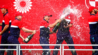 Bettor Miraculously Turns $8 Bet Into Almost $1 Million With 12 Leg Ryder Cup Parlay