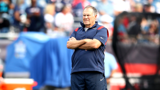 Bill Belichick's Thoughts On The NFL's Taunting Penalties Are About The Least Surprising Thing Ever