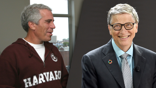 Bill Gates Asked About His Relationship With Jeffrey Epstein On PBS