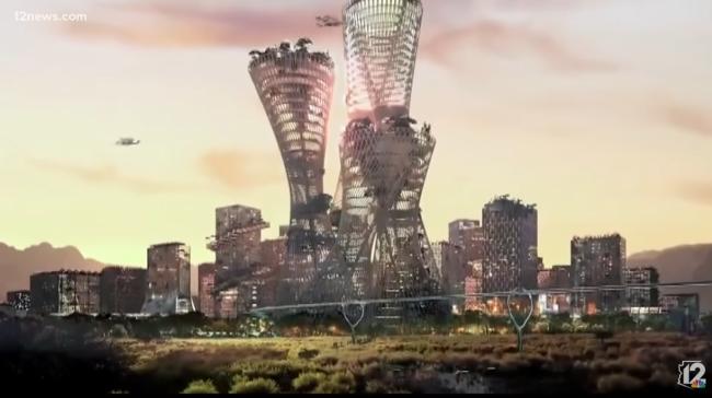 Billionaire Ex-Walmart Exec Plans To Build New 5 Million Person City