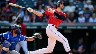 Cleveland OF Bradley Zimmer Hit A Home Run Off His Older Brother, Had Confused Feelings Afterwards