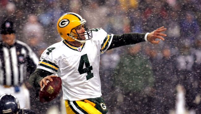 Brett Favre Says He Wishes The NFL Had A 17 Game Season Back When He Played