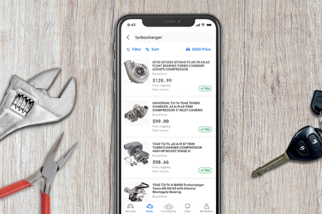 BroBible eBay Motors App