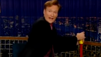 Conan O'Brien Reveals Why He Was Forced To Retire One Of The Most Iconic Segments From His Late-Night Show