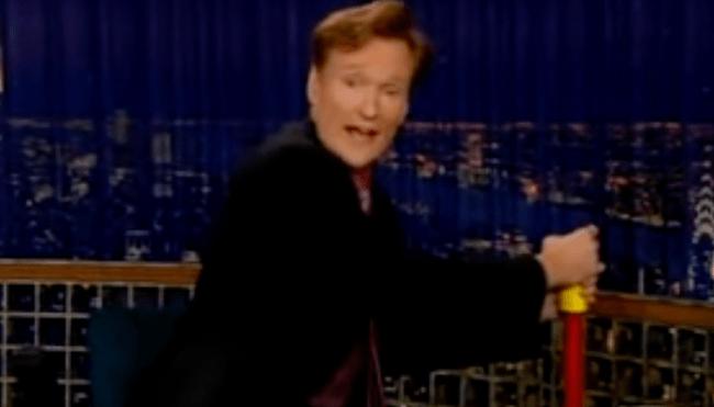 Conan why Walker Texas Ranger lever retired