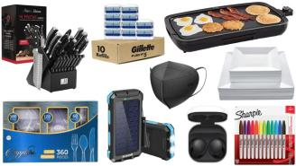 Daily Deals on Amazon: Power Banks, Razor Refills, Sharpies And More!