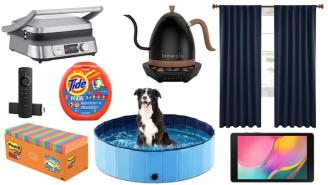 Daily Deals on Amazon: Tide Pods, Fire TV Sticks, Pet Pools And More!