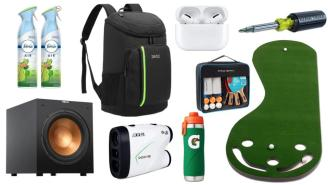 Daily Deals on Amazon: Putting Greens, Febreze, AirPods Pros And More!