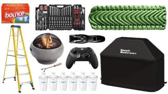 Daily Deals on Amazon: Dryer Sheets, Fire Pits, Grill Covers and More!