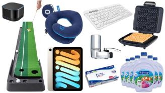 Daily Deals on Amazon: Soap Refills, iPad Minis, Travel Pillows And More!
