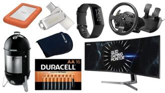 Daily Deals on Amazon: Patio Lights, Monitors, AA Batteries And More!